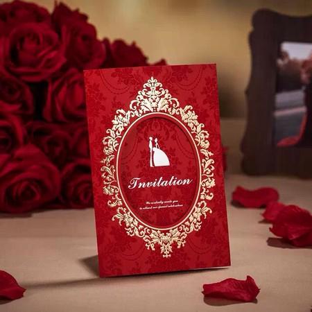 Contoh Undangan Pernikahan 3000 Desain Undangan